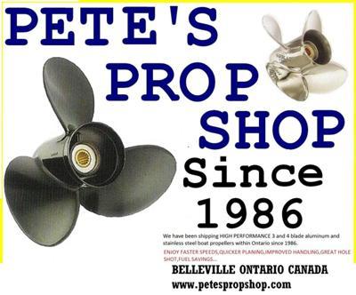 Petes Prop Shop