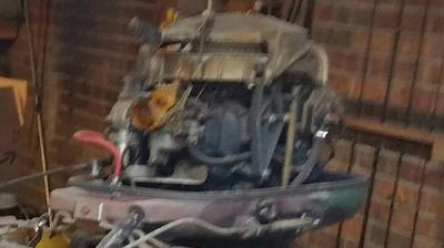 1970 evinrude 40 hp