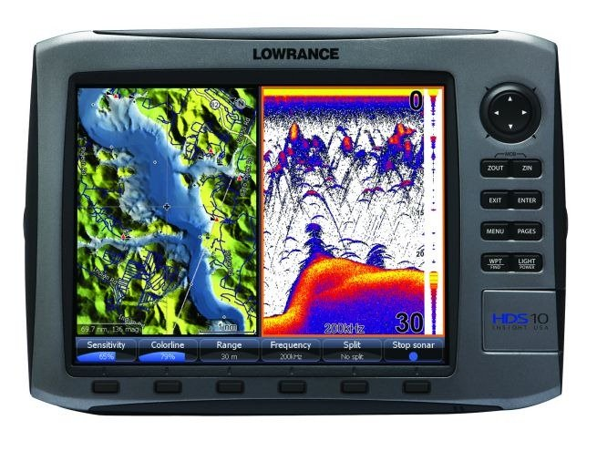 All about the fish finder and using it for the best fishing for How to read fish finder