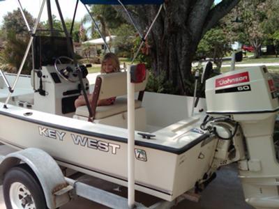 Johnson 60 Outboard
