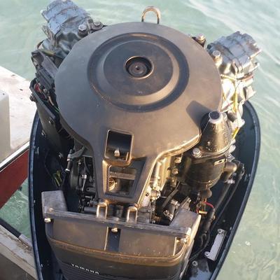 Yamaha outboard 200 hp. motor